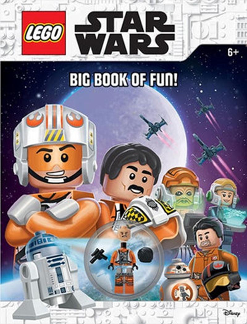 LEGO Star Wars Big Book of Fun!   Books