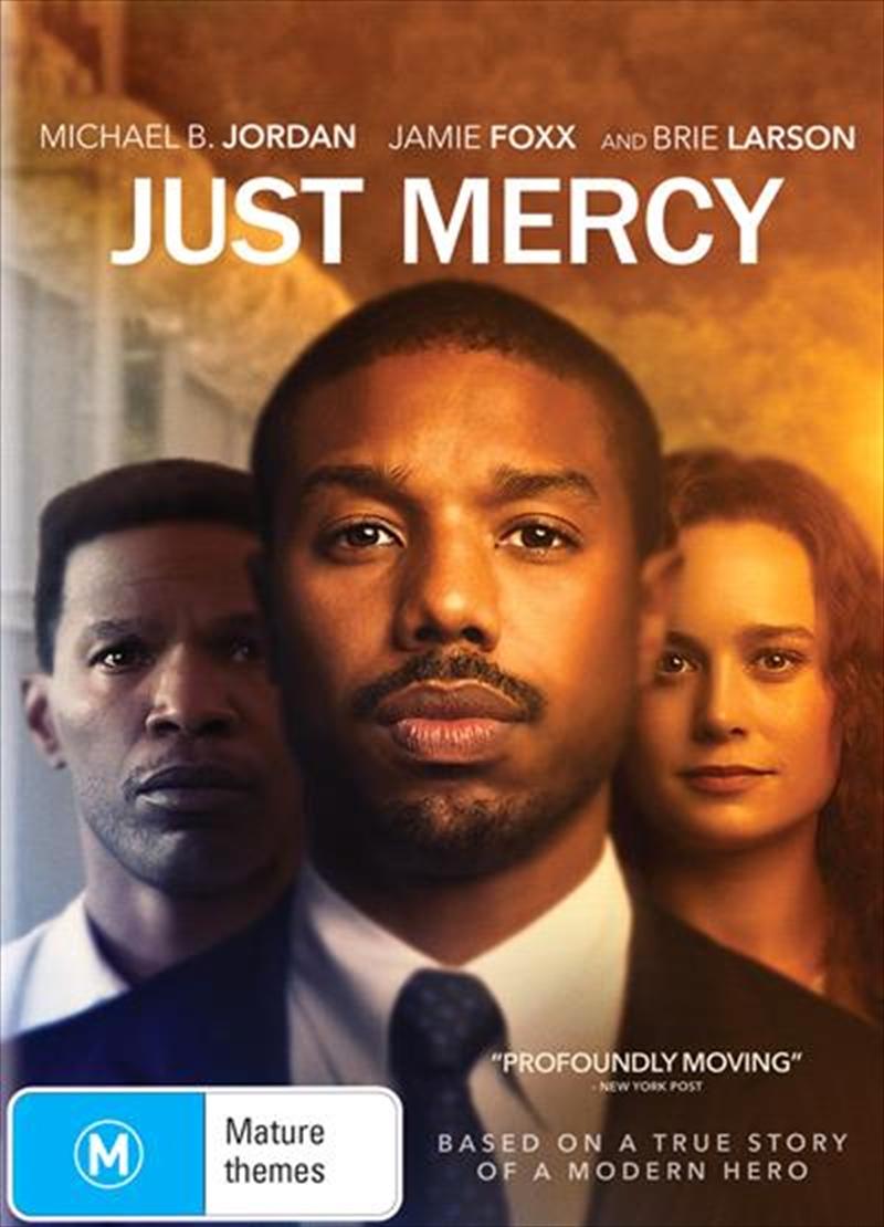 Just Mercy | DVD