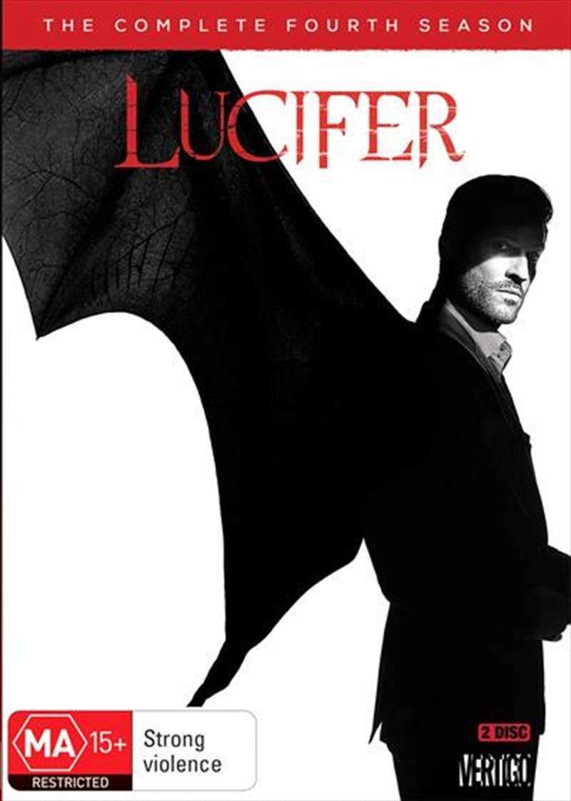 Lucifer - Season 4   DVD