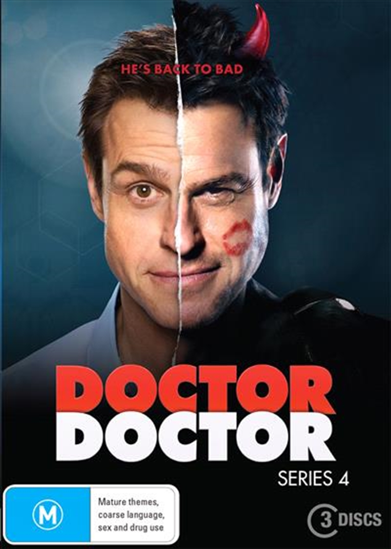 Doctor Doctor - Series 4 | DVD