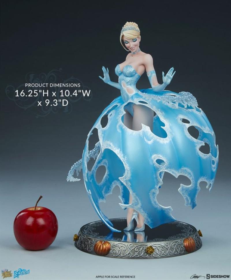 Cinderella - Cinderella Statue | Merchandise