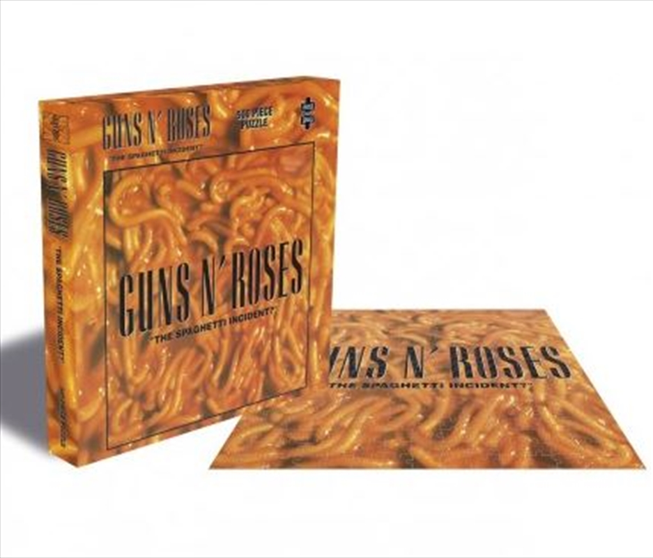 Guns N' Roses – The Spaghetti Incident? 500 Piece Puzzle | Merchandise