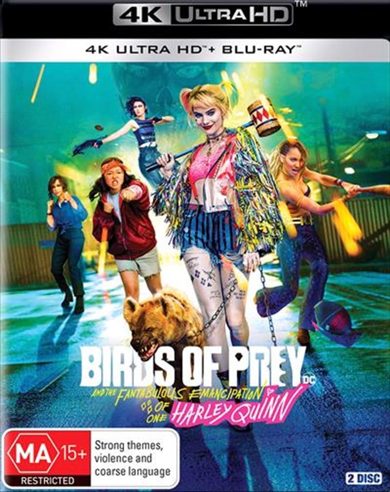 Birds Of Prey | Blu-ray + UHD | UHD