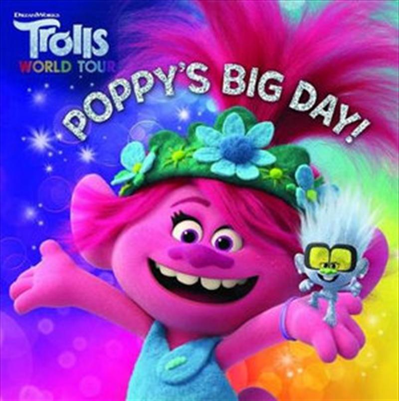 Poppy's Big Day - 8x8 Storybook | Paperback Book