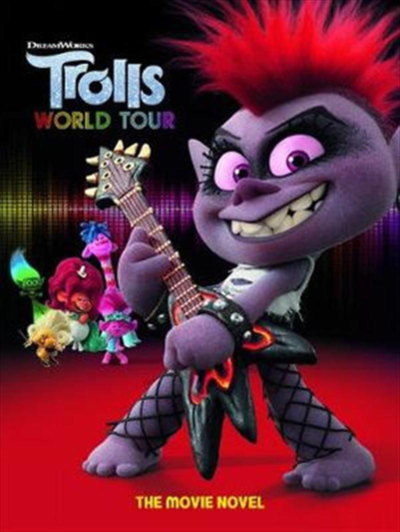 Trolls World Tour: Movie Novel | Paperback Book