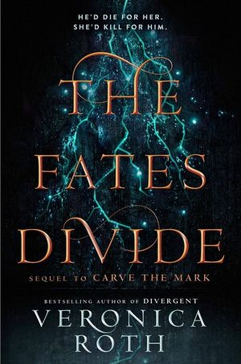 Fates Divide - Carve the Mark Duology: Book 2 | Paperback Book