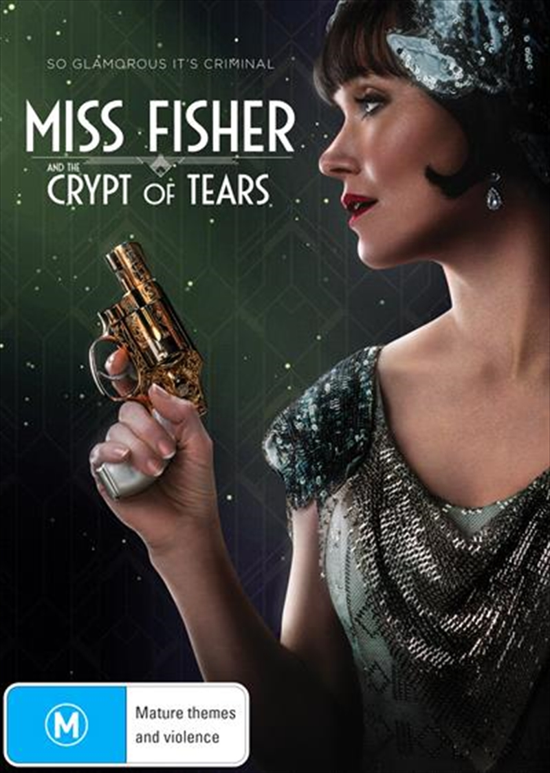 Buy Miss Fisher And The Crypt Of Tears on DVD | Sanity