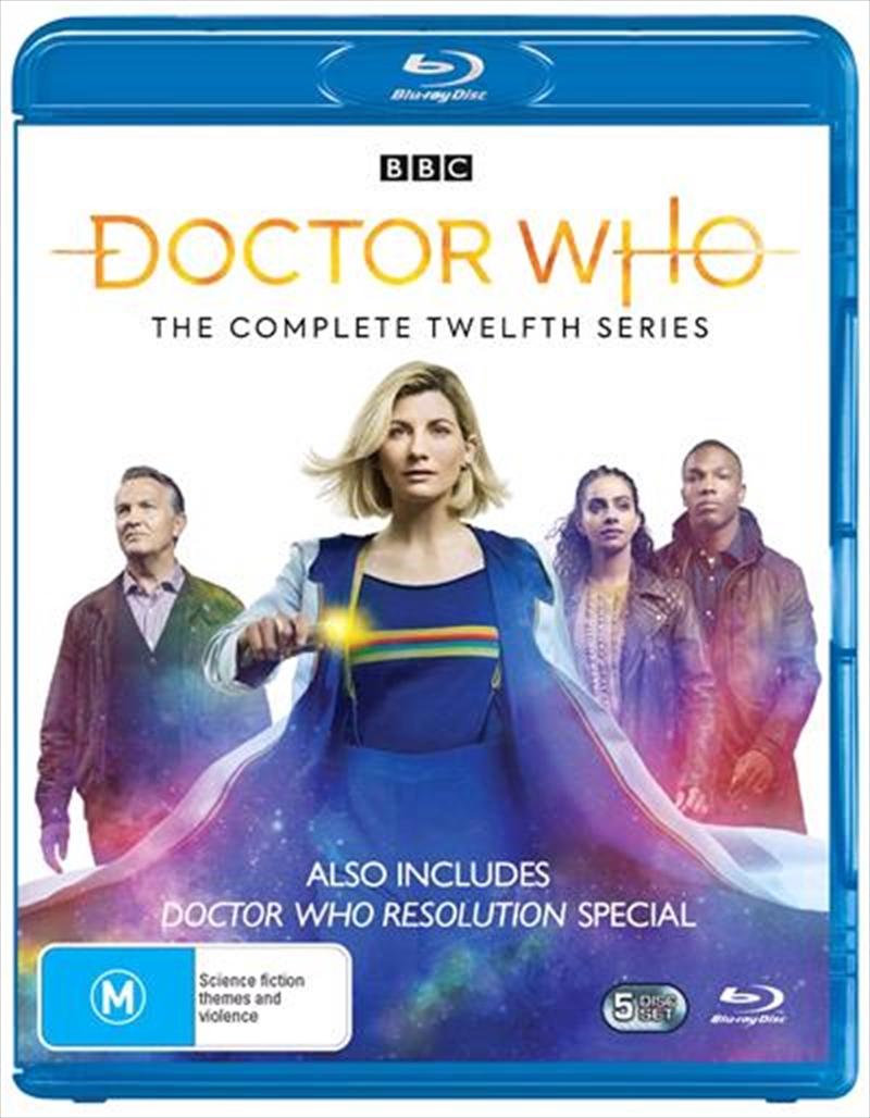 Doctor Who - Series 12 | Blu-ray