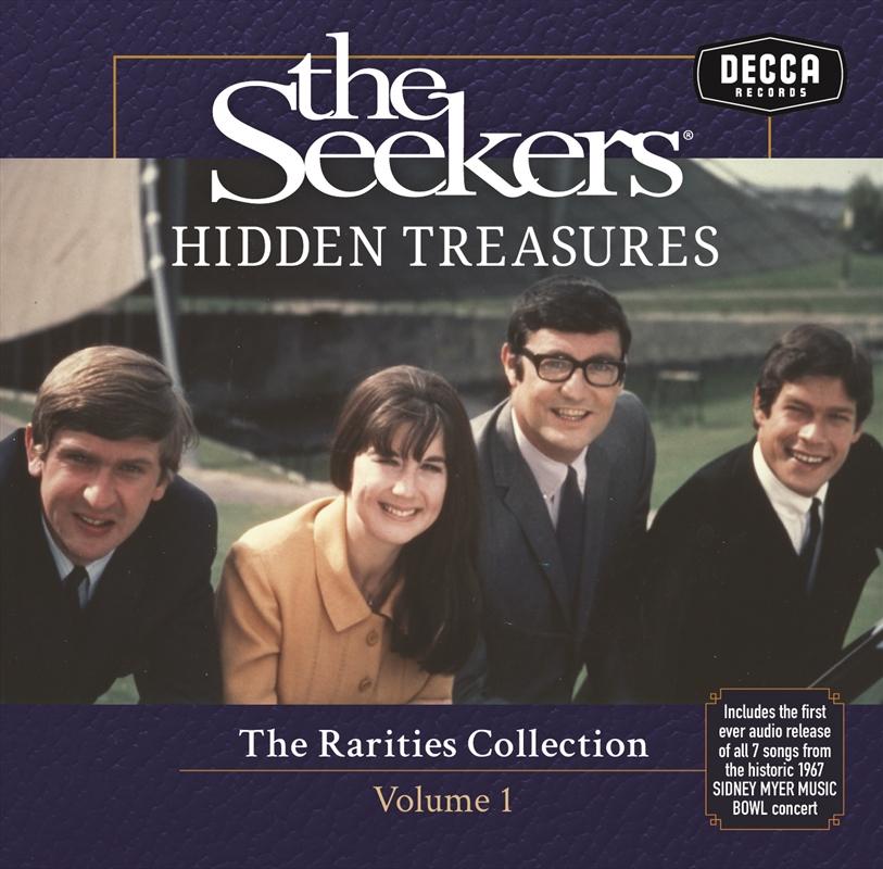 Hidden Treasures - Volume 1 | CD