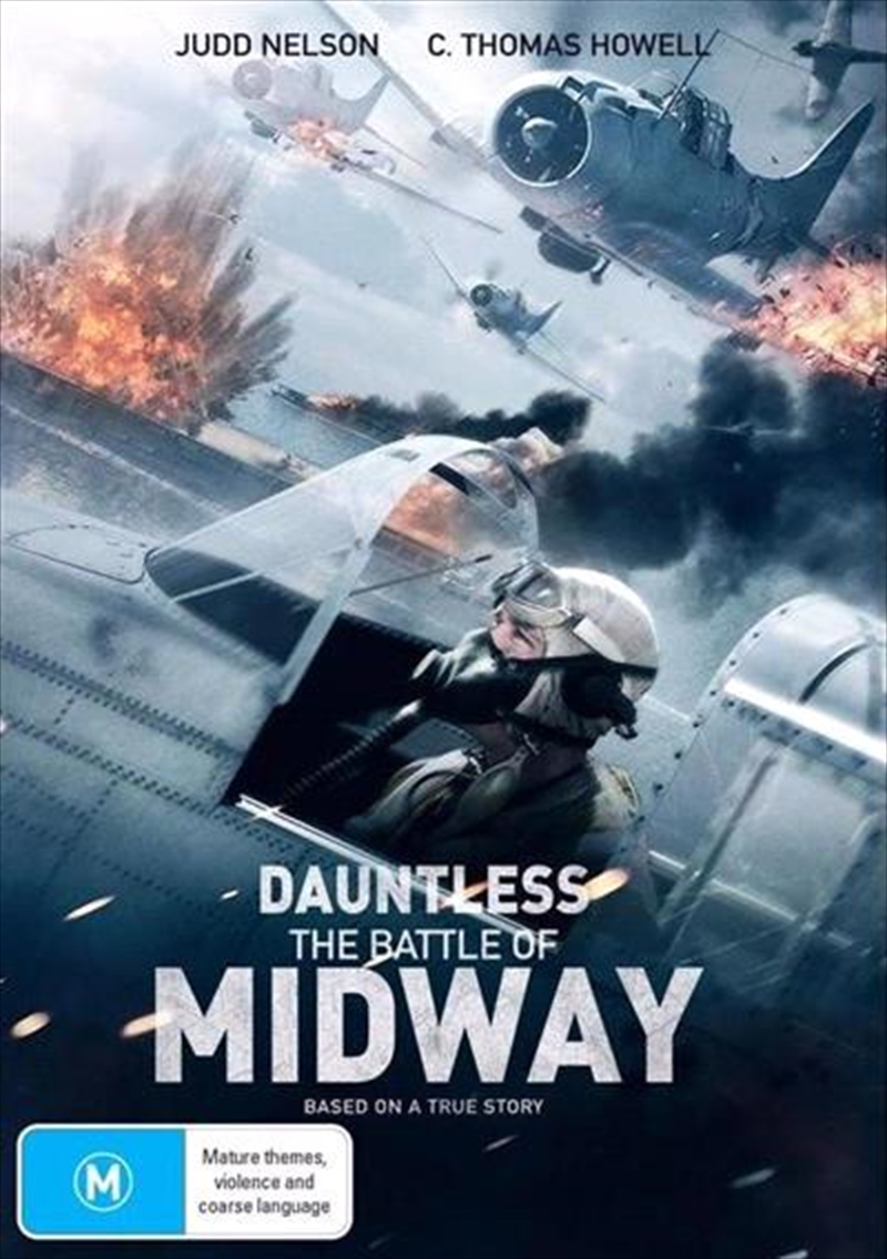 Dauntless - The Battle Of Midway | DVD