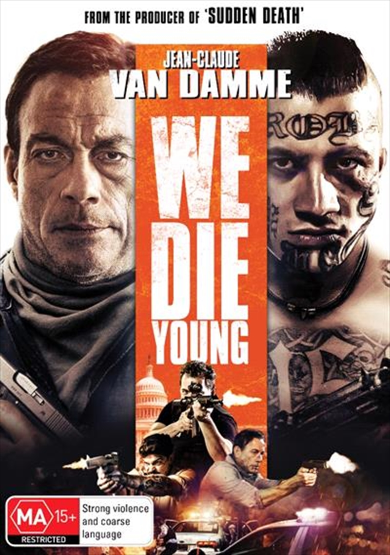 We Die Young | DVD