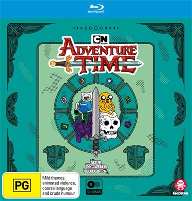 Adventure Time | Complete Collection - Fatpack | Blu-ray