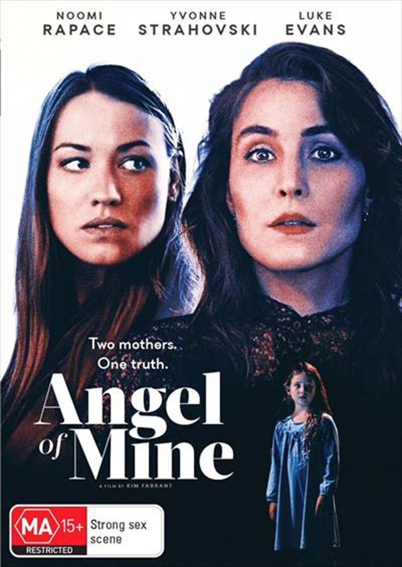 Angel Of Mine | DVD