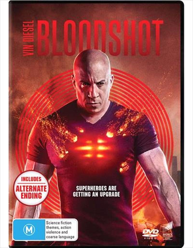 Bloodshot | DVD