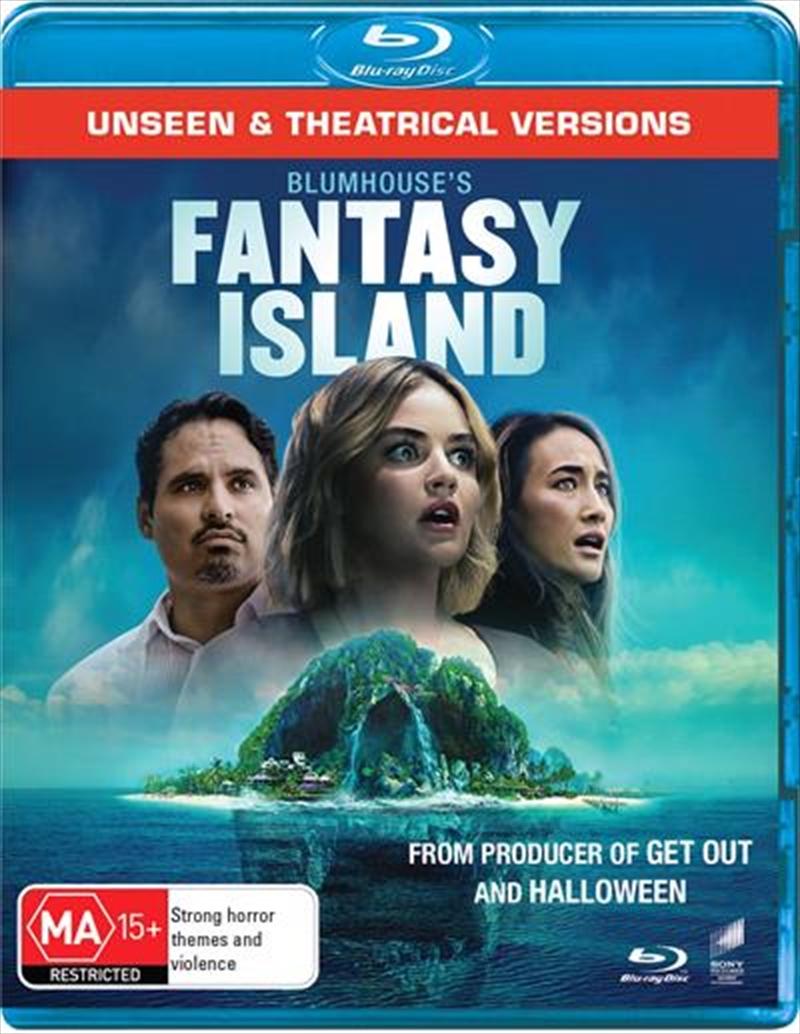 Fantasy Island | Blu-ray