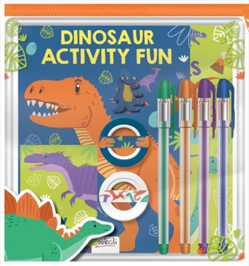 Pencil Case: Dinosaurs | Merchandise