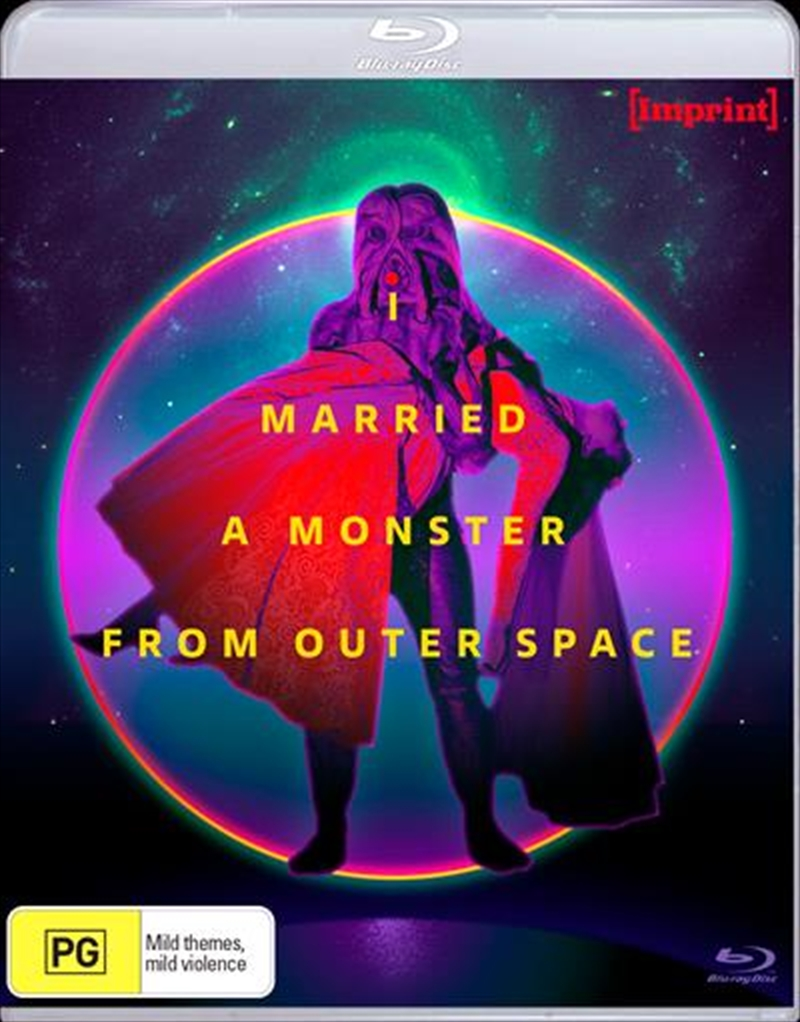 I Married A Monster From Outer Space - Special Edition | Blu-ray