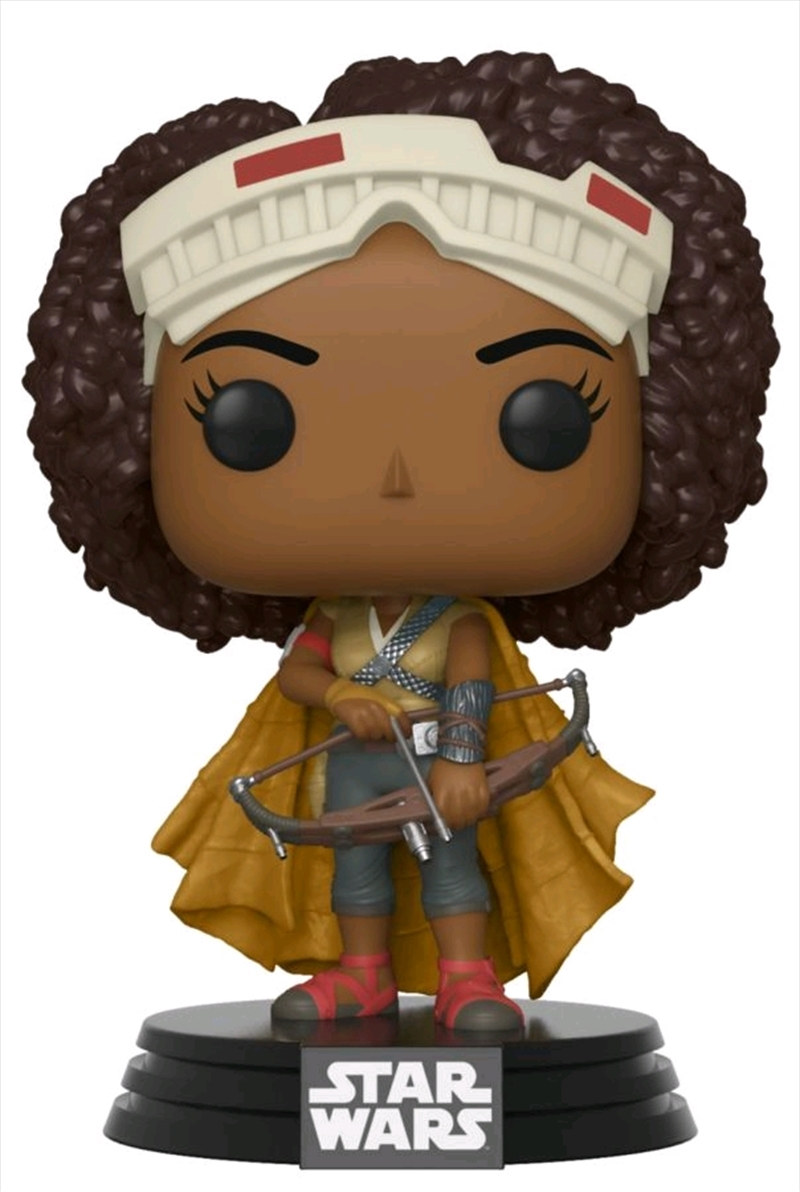 Star Wars - Jannah Episode IX Rise of Skywalker Pop! Vinyl | Pop Vinyl