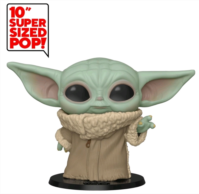 "Star Wars: The Mandalorian - The Child 10"" Pop! Vinyl 