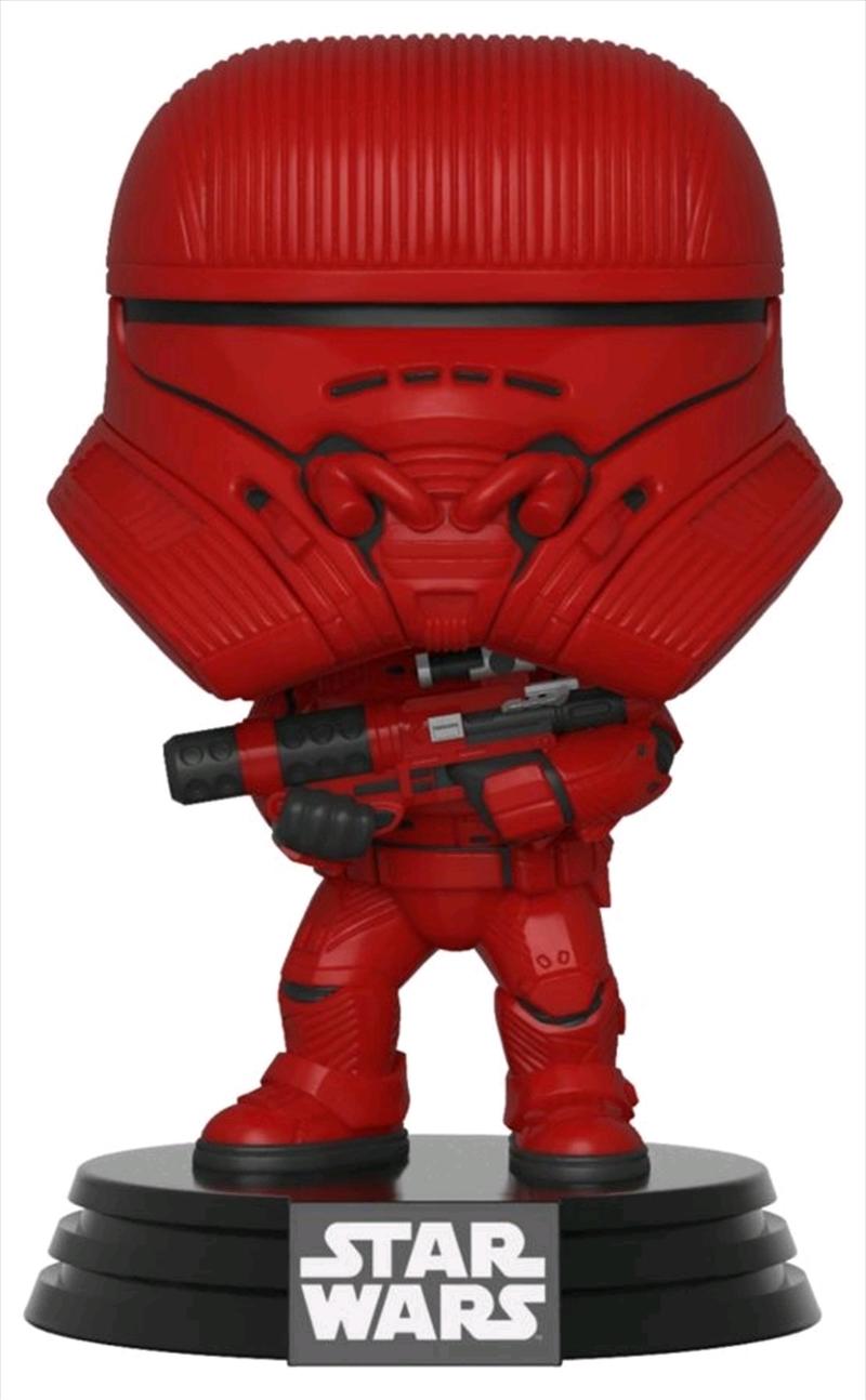 Star Wars - Sith Jet Trooper Episode IX Rise of Skywalker Pop! Vinyl | Pop Vinyl