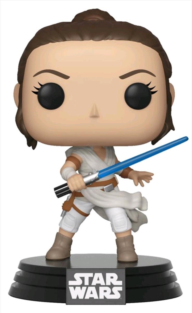Star Wars - Rey Episode IX Rise of Skywalker Pop! Vinyl   Pop Vinyl