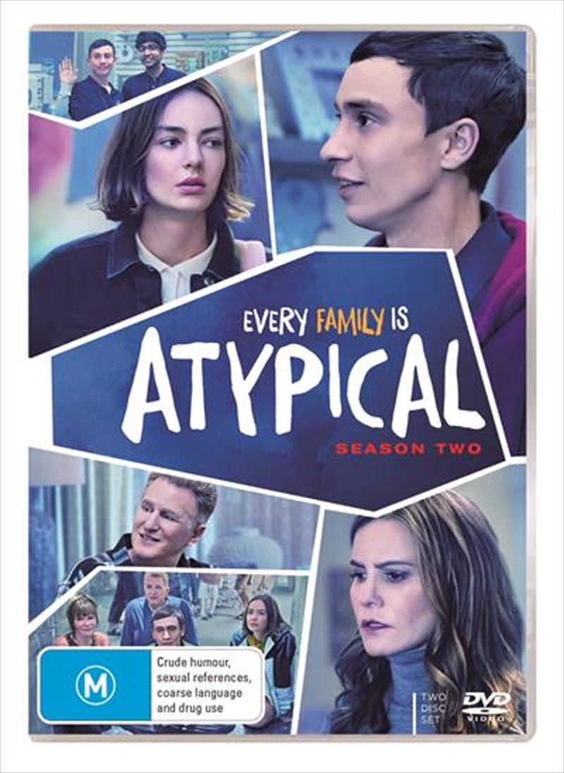 Atypical - Season 2 | DVD