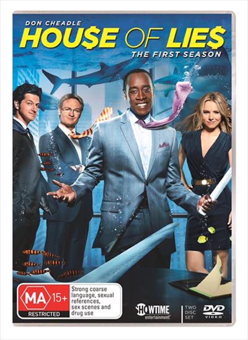 House Of Lies - Season 1 | DVD
