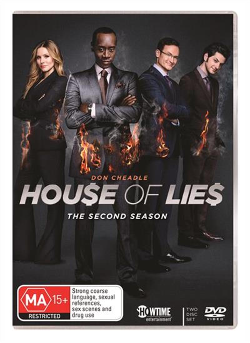 House Of Lies - Season 2 | DVD