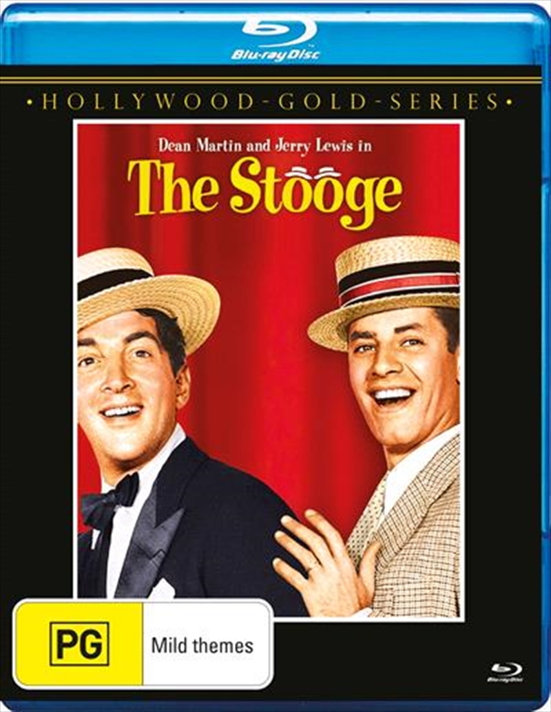 Stooge | Hollywood Gold, The | Blu-ray