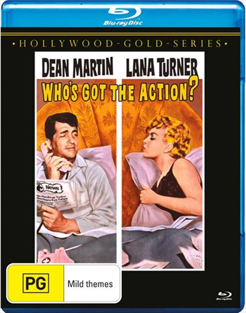 Who's Got The Action | Hollywood Gold | Blu-ray