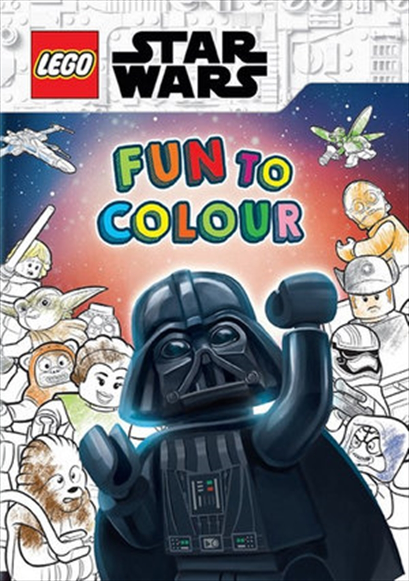 Star Wars Fun To Colour II | Paperback Book