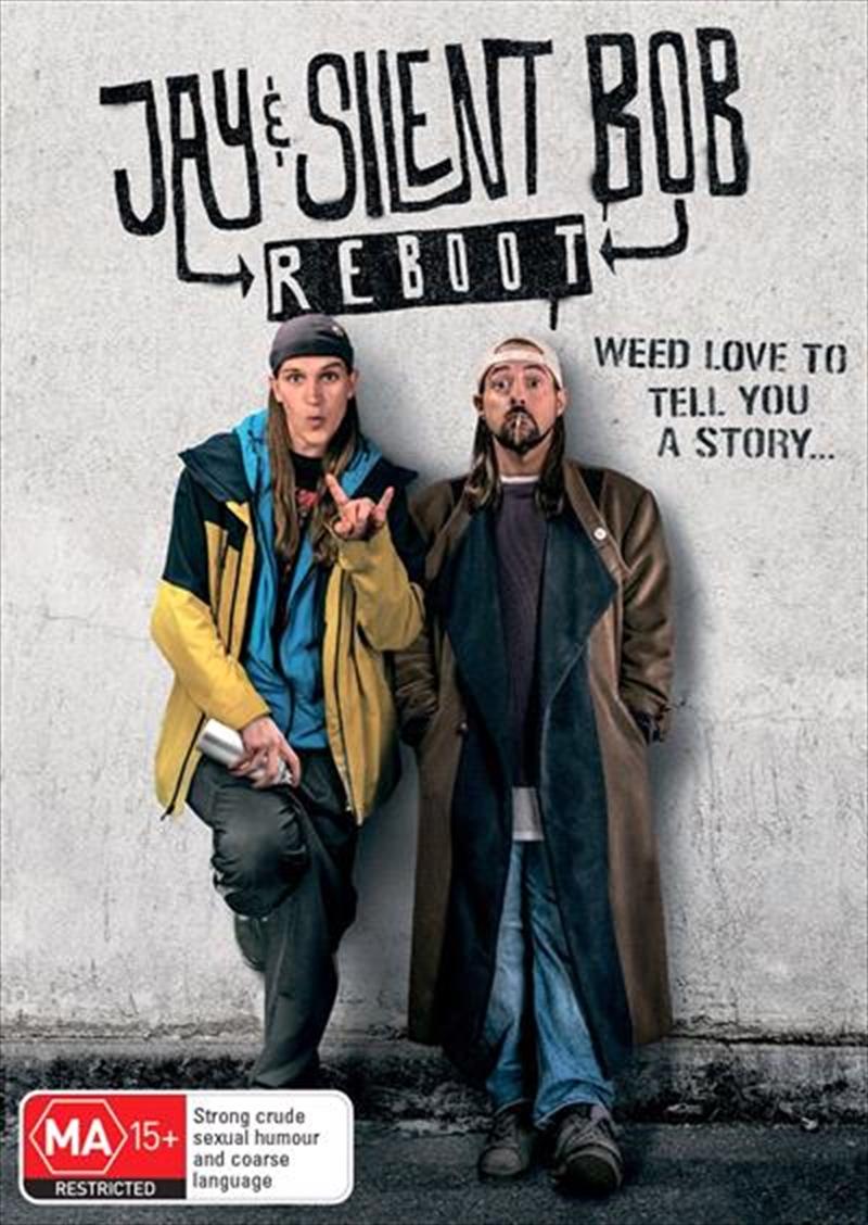 Jay and Silent Bob Reboot | DVD