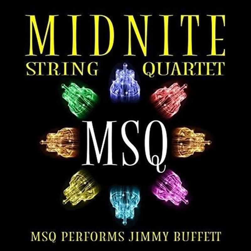 MSQ Performs Jimmy Buffett | CD