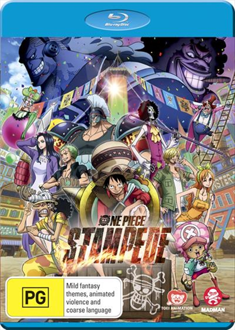 One Piece - Stampede | Blu-ray