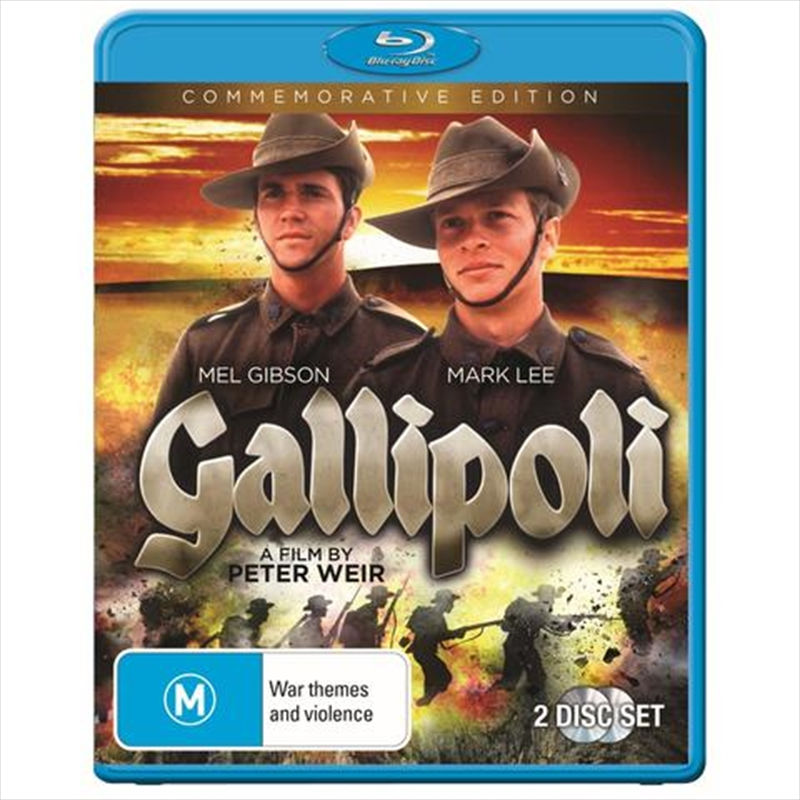 Gallipoli - Collector's Edition | Blu-ray