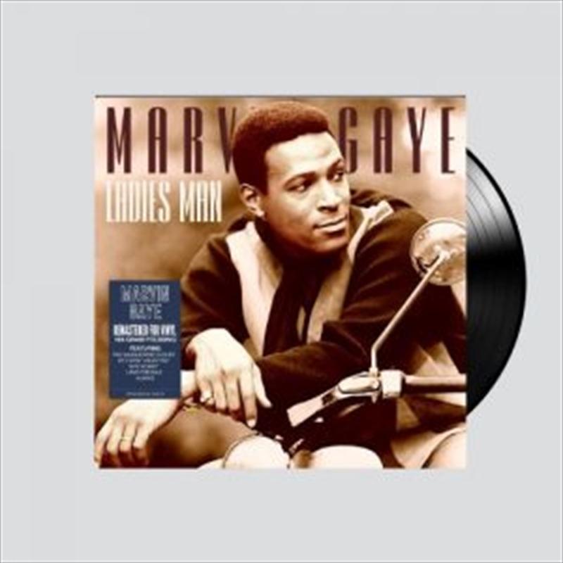 Ladies Man   Vinyl