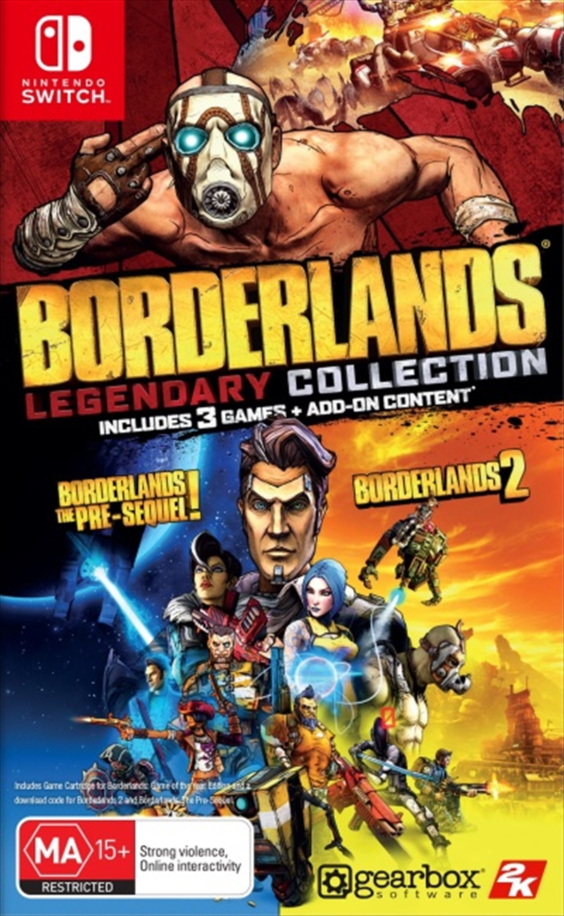 Borderlands Legendary Collection | Nintendo Switch