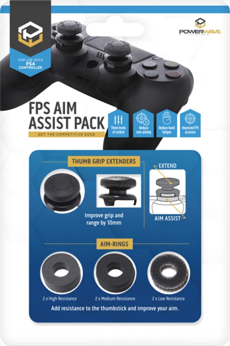 Powerwave Ps4 Joystick Aimaspk | PlayStation 4