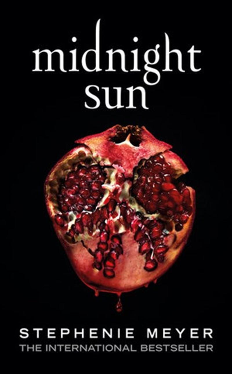 Midnight Sun - A Twilight Companion Novel | Paperback Book