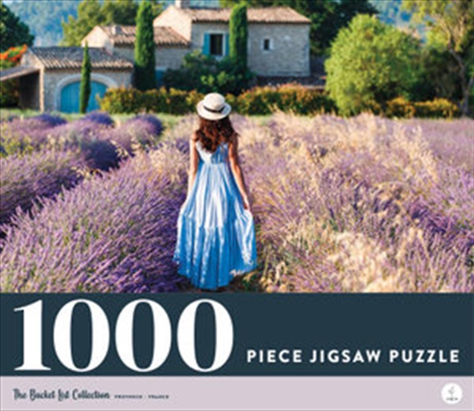 Provence - France 1000 Piece Jigsaw Puzzle | Merchandise