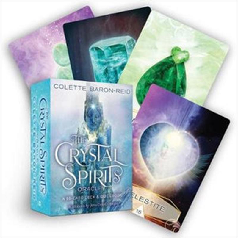 Crystal Spirits Oracle   Merchandise