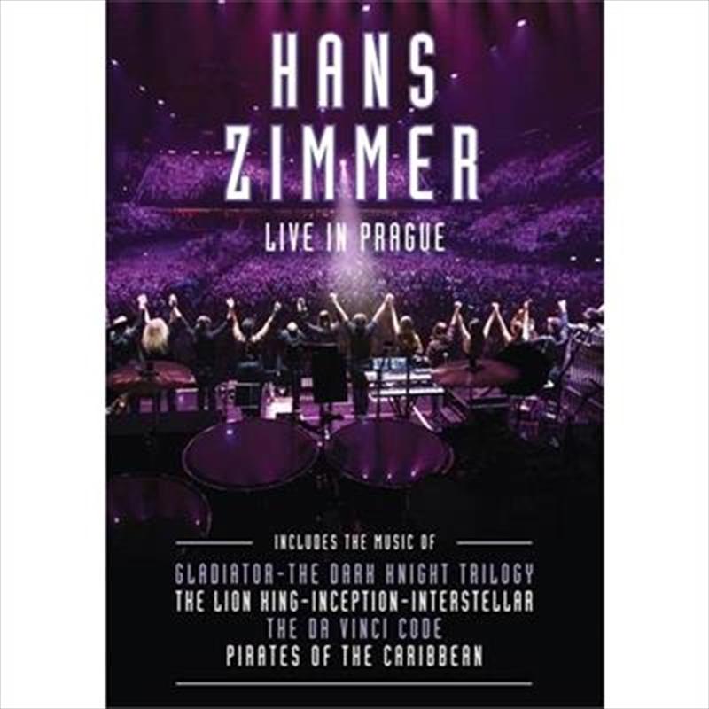 Live In Prague | DVD
