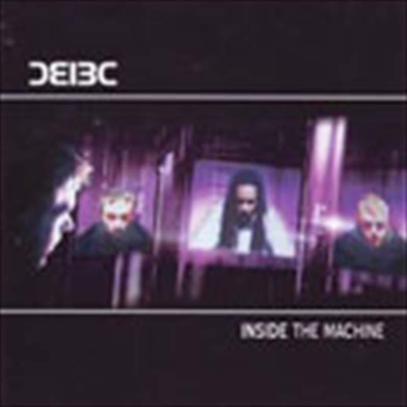 Inside The Machine: 2cd | CD