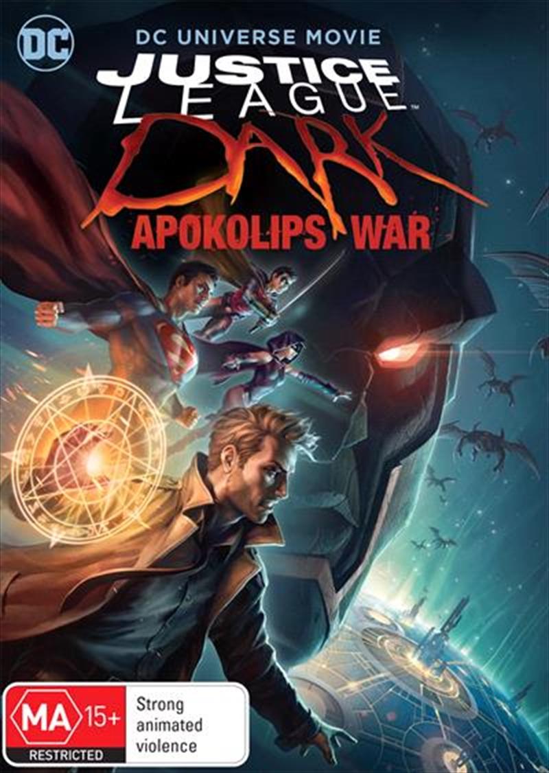Justice League Dark - Apokolips War | DVD