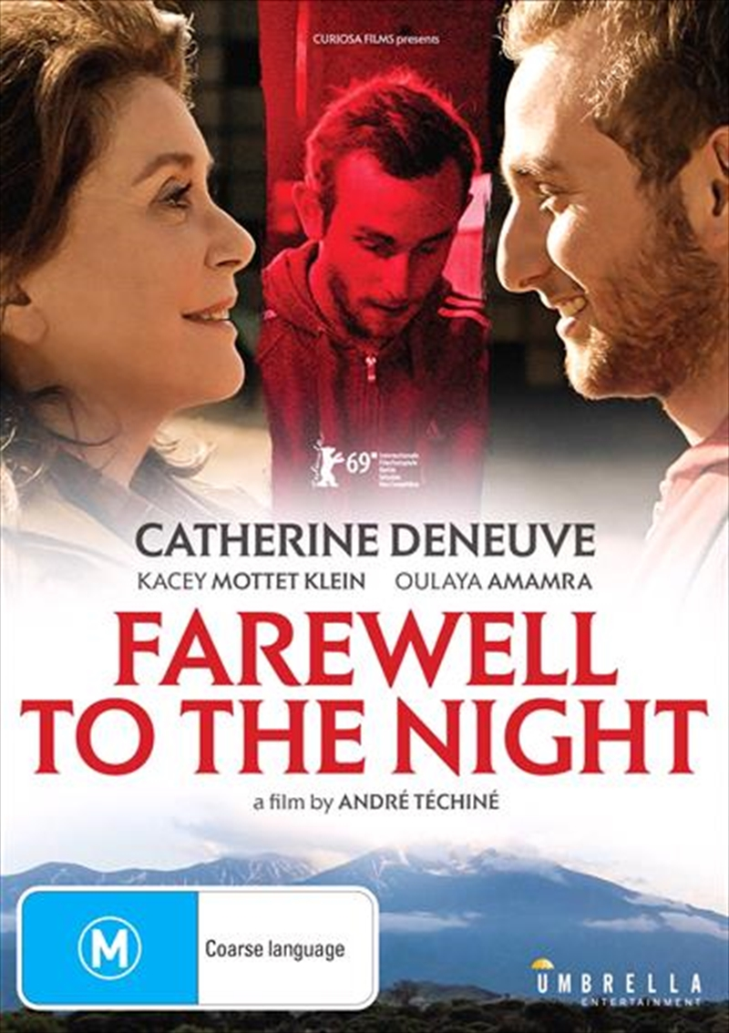 Farewell To The Night | DVD