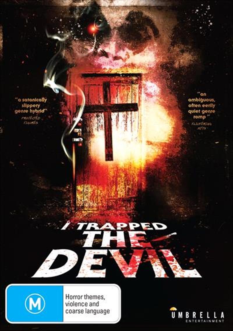I Trapped The Devil | DVD