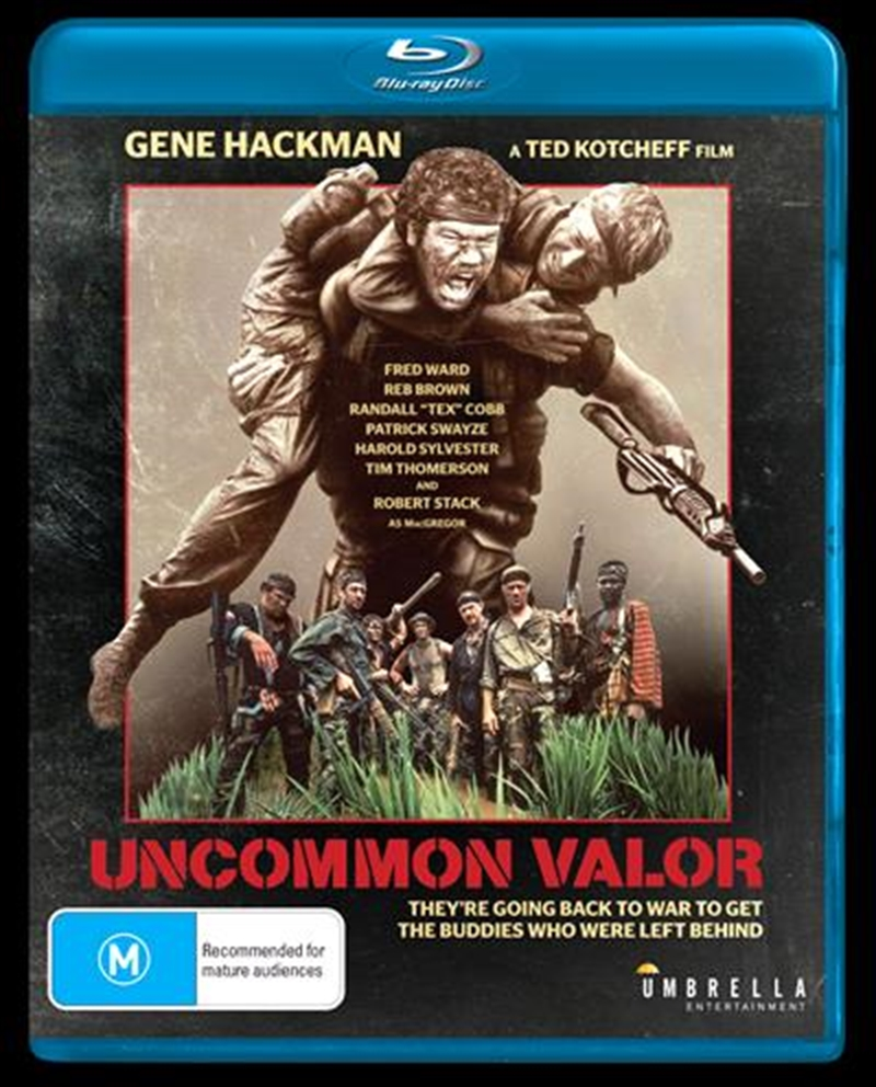 Uncommon Valor | Blu-ray