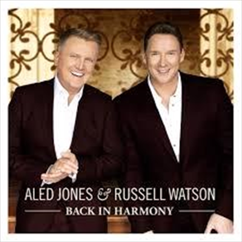 Back In Harmony | CD