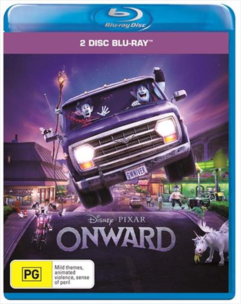 Onward | Blu-ray