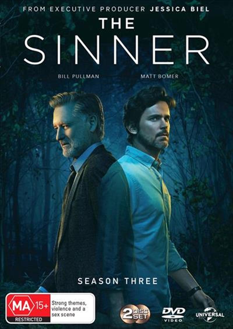 Sinner - Season 3, The   DVD